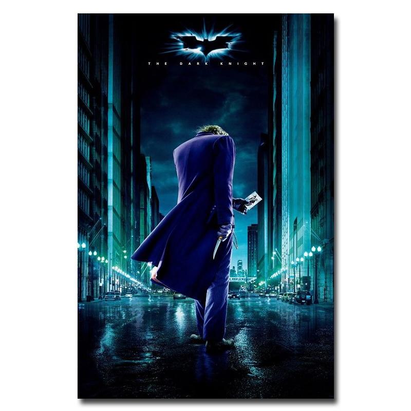Batman The Dark Knight Rises DC Superheroes Movie Art Silk Poster 13x20inch TDK