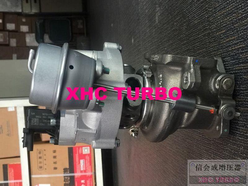 GJENUINE E RI K03 / 5303 970 0378 0375R9 Turbocharger për Citroen - Pjesë këmbimi për automjete - Foto 4