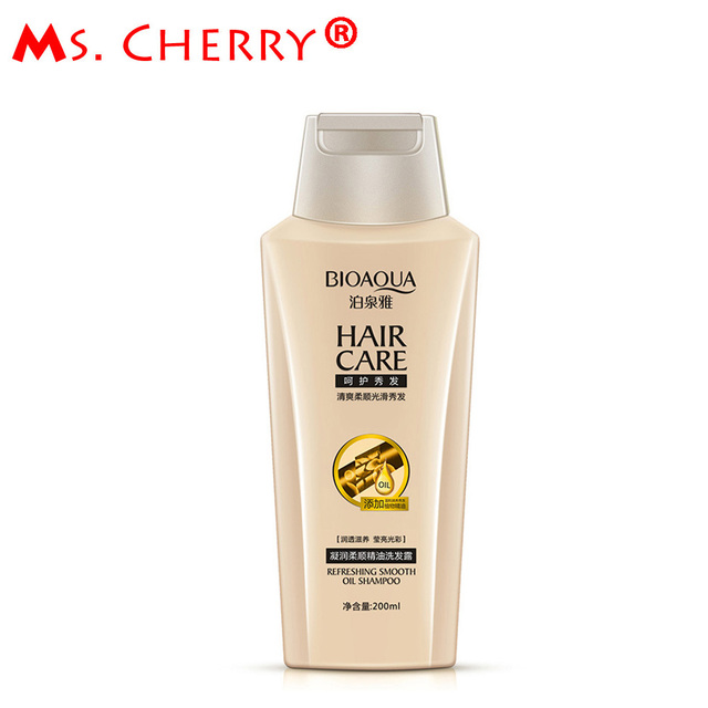 200ml New Hair Shampoo Supple Essential Oil Shampoo Hair Moisturizing Shine Enhancing Shampoos Hair Care PH031