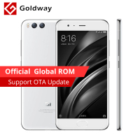 Original Xiaomi Mi 6 Mi6 6GB RAM 64GB ROM Mobile Phone Snapdragon 835 Octa Core 5.15