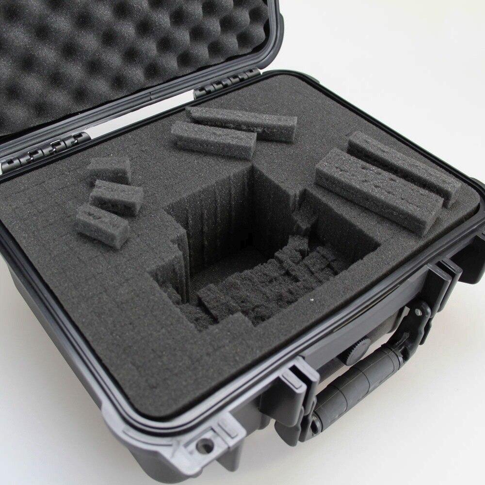 caixa de ferramentas de proteção caso da