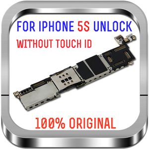 Image 3 - 16GB 32GB 64GB Motherboard with / without touch ID for iphone 5S unlocked mainboard  System logic board with chips