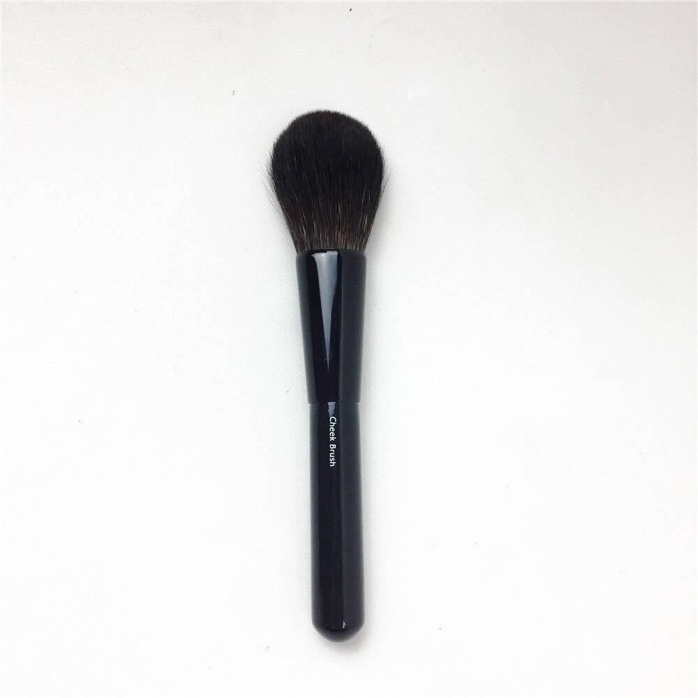 BD Z-Série Z-8 Joue Brosse-Gris Écureuil Cheveux Ultra-Doux et Luxueux Poudre Blush Surligneur Beauté Maquillage brosse Blender