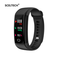 F07 Smart Bracelet Heart Rate Monitor Blood Pressure Fitness Tracker Smartband Sport Watch For Ios Android
