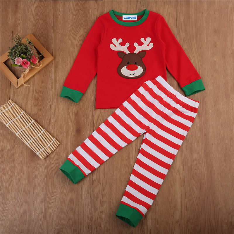 2017 Fashion Baby Pajamas Sets Newborn Toddler Baby Boys ...