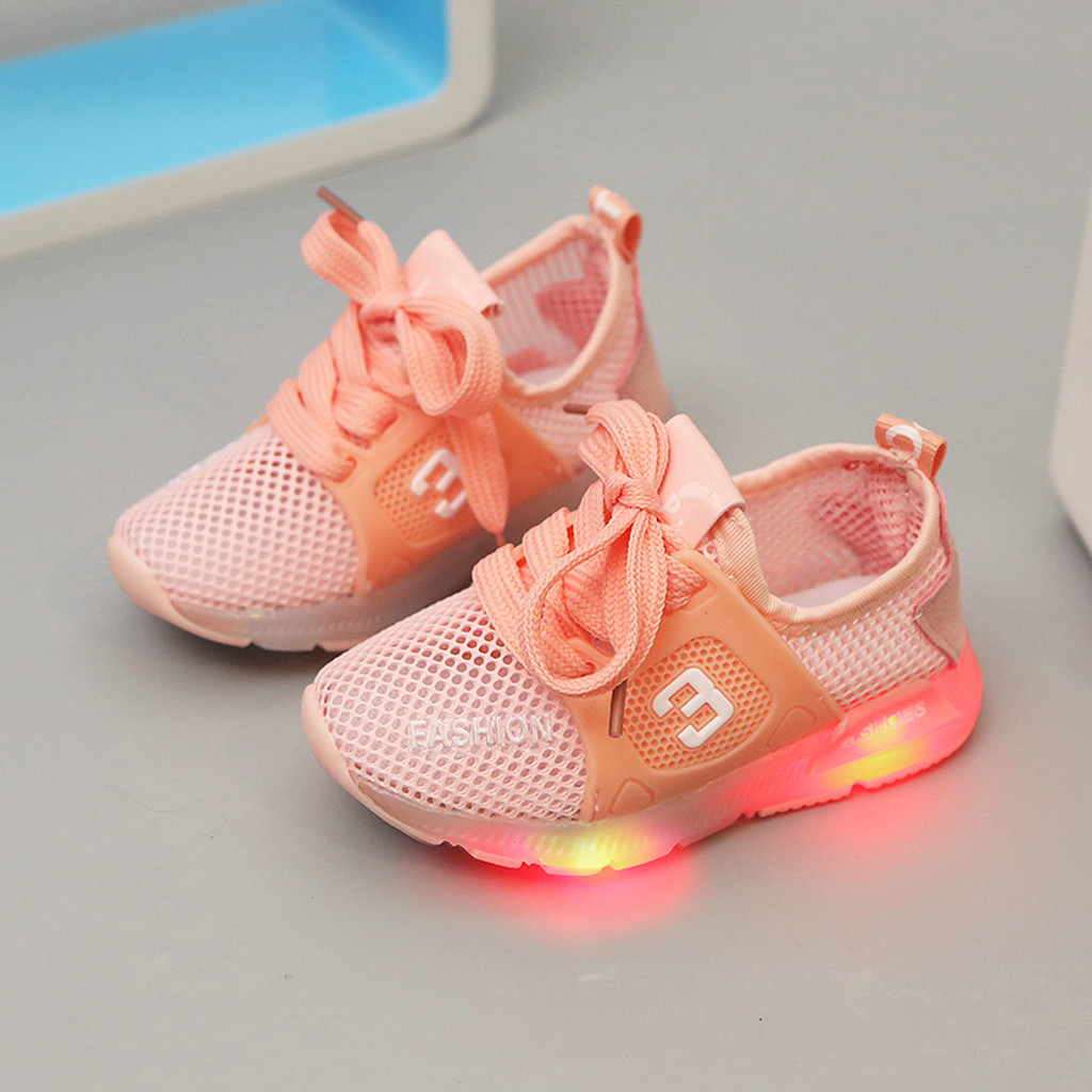 baby sandal baby shoes Toddler Infant Kids Baby Girls Mesh Breathable LED Luminous Sport Shoes Sneakers sandalia infantilbaby sandal baby shoes Toddler Infant Kids Baby Girls Mesh Breathable LED Luminous Sport Shoes Sneakers sandalia infantil
