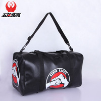 Free Shipping Sports Gym Bag Kanpo Karate Bags Leather Bags Taekwondo Bag Sanda Boxing Protector Sports