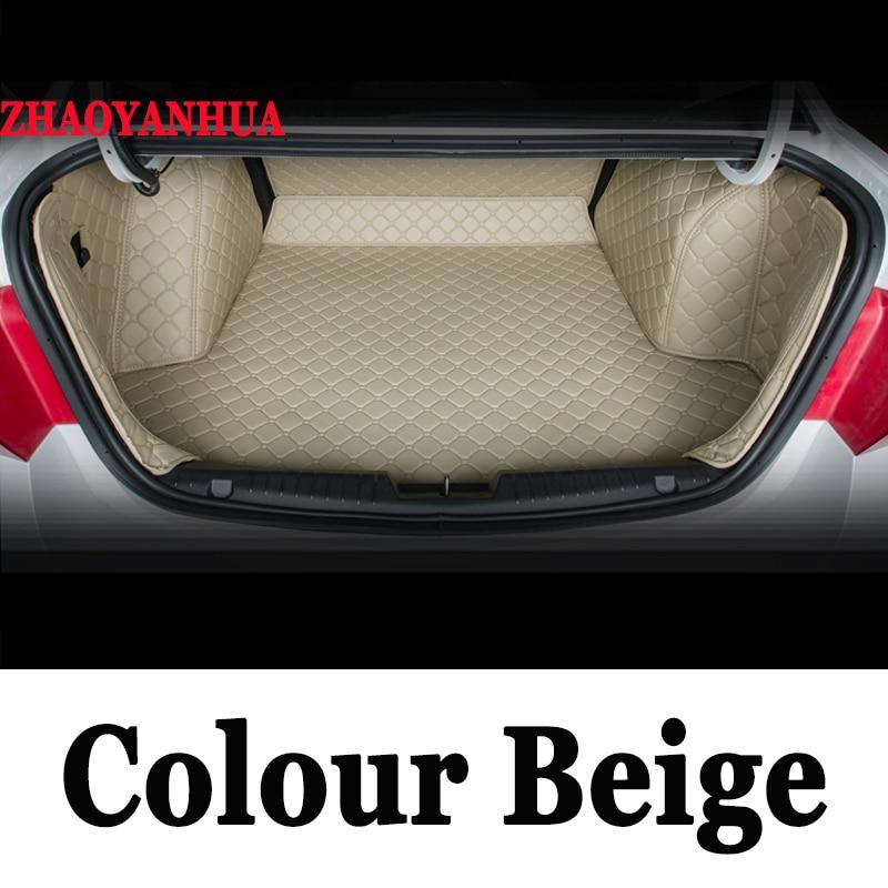 Zhaoyanhua багажнике автомобиля коврики для Lexus xe30 200 т 250 350 300 h is200t IS300 is300h IS350 rugs ковер автомобиля укладки вкладыши (2013 )