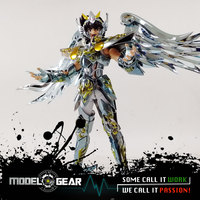 GREAT TOYS GreatToys GT EX Pegasus Saint Seiya Soul Of Gold SOG Metal Armor Myth Clot
