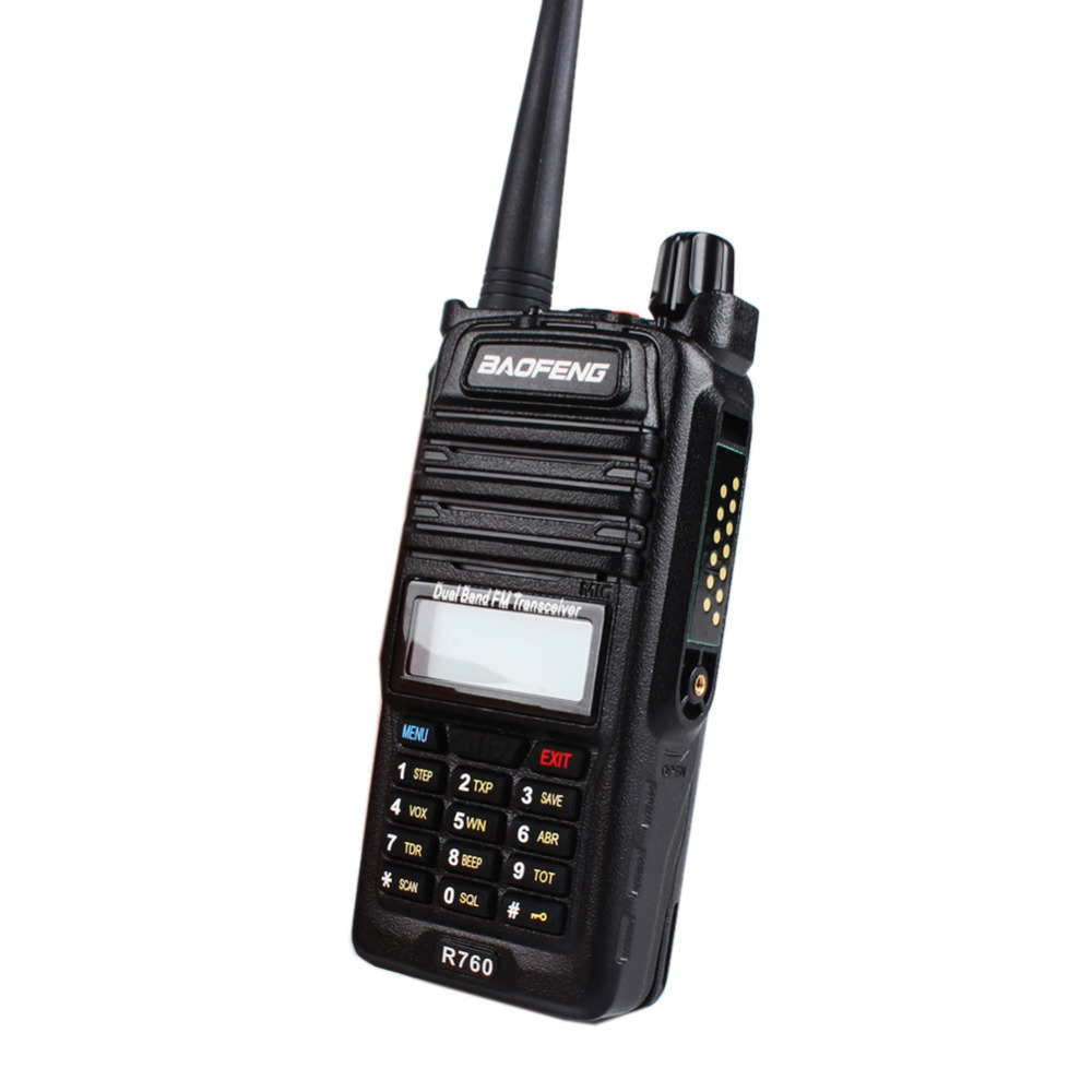 Tragbares Audio & Video GüNstiger Verkauf Digitalworld Bf-r760 Lange Range Wireless Uhf Power Schinken Portable Two Way Radio Transceiver #274729 Radio