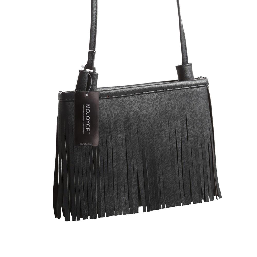ombro sacolas designer de borla Color : Black, White, Brown