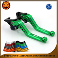 Adjustable Brake Clutch Levers For YAMAHA XJ6 DIVERSION 2009-2014 Free shipping NEW STYLE MOTO MOTOBIKE Motorcycle  With logo