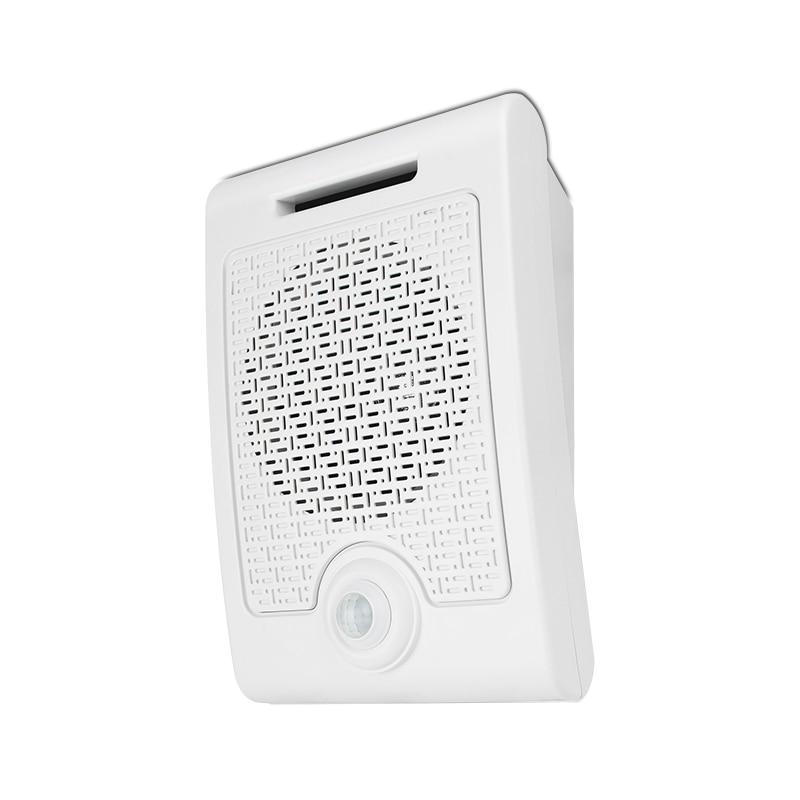 Wall Mounted Powerful PIR Motion Sensor Activated Audio Player Human Body Motion Sensor Activated Audio Speaker Wall Mounted Powerful PIR Motion Sensor Activated Audio Player Human Body Motion Sensor Activated Audio Speaker