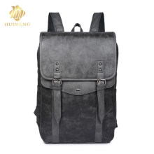 2018 Men Laptop bags high quality leather men backpack boutique shoulder bag PU Schoolbag computer Travel bag Casual Backpack high quality men backpack zipper solid men s travel bags canvas shoulder bag computer bag masculina bolsa school bags