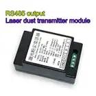 1 шт. электронный пыли Сенсор RS485 Выход PM2.5 PM10 лазерный передатчик обнаружения концентрация