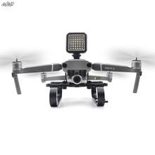 Mavic 2 רב תפקודי התרחבות נחיתה Fanku מורחבת רגל drone שריטה הוכחה עבור DJI mavic 2 פרו זום אבזרים