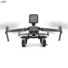 Mavic 2 Multi funzionale di espansione carrello di atterraggio Estesa aumentare gamba drone antigraffio per DJI mavic 2 pro zoom Accessori