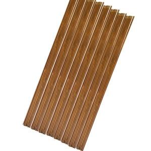 Image 3 - 6/12 pièces tir à larc bambou flèche arbre 83cm bricolage bambou flèche chasse tir composé arc classique flèche cible pratique accessoires