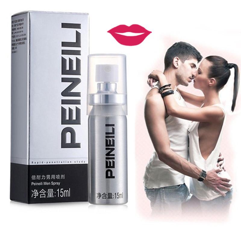 PEINELI Male sex Delay Spray 60 Minutes Long External Anti Premature E