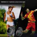 Free shipping!Usense 2-In-1 Smart Badminton Sensor Wrist Watch Training Swing Skills Analyzer