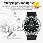 Vente chaude montre Intelligente 3G montre pour hommes WiFi GPS SmartWatch MTK 6580 calories 2.0MP Caméra Podomètre Fréquence Cardiaque phonewatch - 2