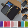 Original J&R Brand Flip PU Leather Case Flip Cover Mobile Phone Case Bag For Lenovo S820 Case With Wallet ID Card and Stander ,