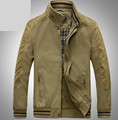 Men's jacket  high quality Pure cotton jacket coat man jaqueta spring jackets coats mens coat
