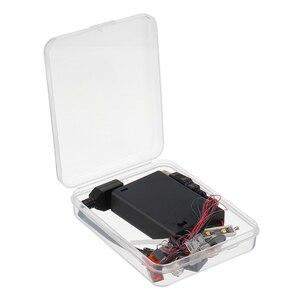 Image 5 - DIY LED Licht Beleuchtung Kit NUR Für 10252 Für Volkswagen Modell Leucht Elektronische Teile Kit