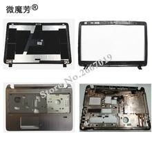 ЖК-чехол для ноутбука hp 450 G2 455 G2 lcd передняя панель/Упор для рук верхняя/Нижняя крышка чехол 791689-001 AP15A000410
