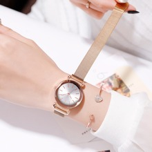 Fashion Minimalist Watch Women's Starry Sky Wrist W
