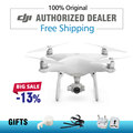 DJI Phantom 4 RC Drones Quadcopters Helicopters Multicopters 4K Camera Professional Aerial Photography Visual Tracking