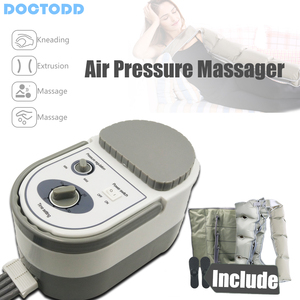 Image 2 - Air Wave Pressure Massager Continuous Compression Circulator Leg Arm Waist Leg Massageing Machine Muscles Relaxed Recovery Devic