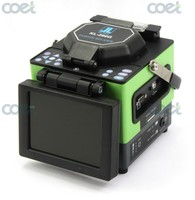 Original Optical Fiber Fusion Splicer JILONG KL 280G w/ Fiber Cleaver /Fiber Optic Fusion Splicing Machine Kit