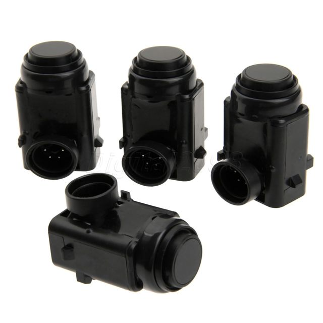 NEW High Quality 4pcs 0015427418 A0045428718 Car Rear Parking Distance PDC Sensor for Mercedes W203 W209 W210 W163 Auto Parts