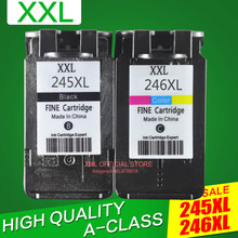 PG245 PG-245XL чернильный картридж для принтера Canon принтерам Pixma MG3022 MX490 MX492 TS202 TS302 TS3020 TS3122 TR4520 TR4522