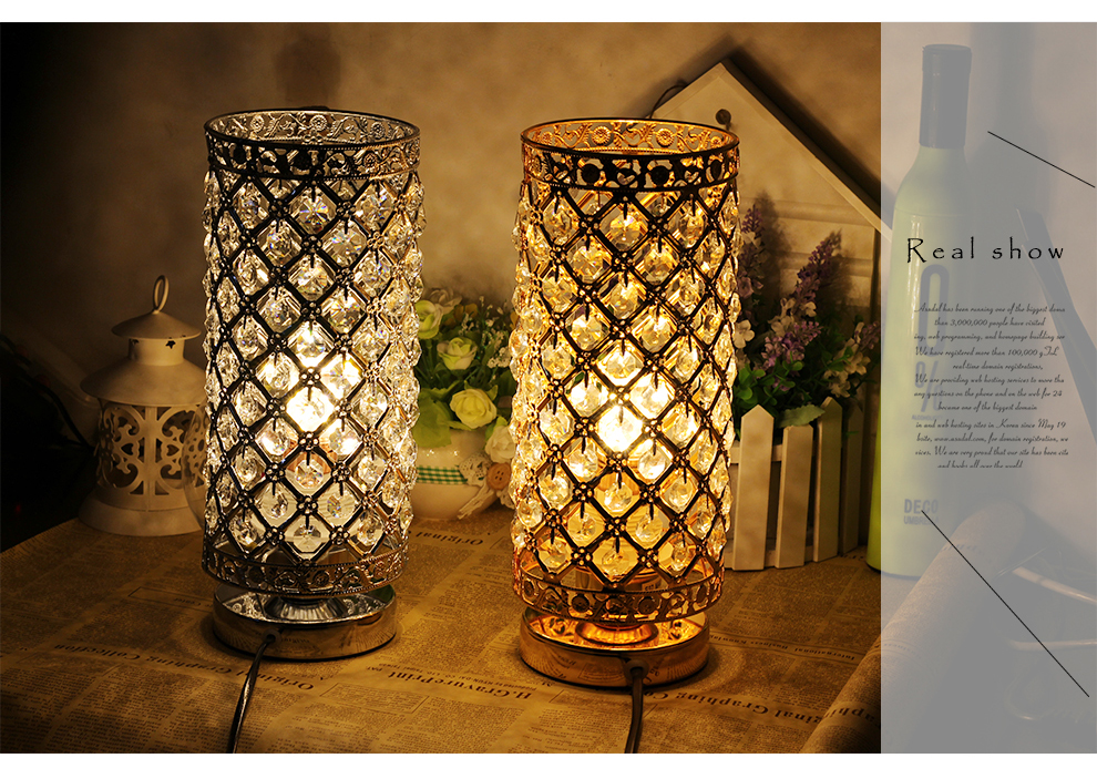Crystal Table Lamp (16)