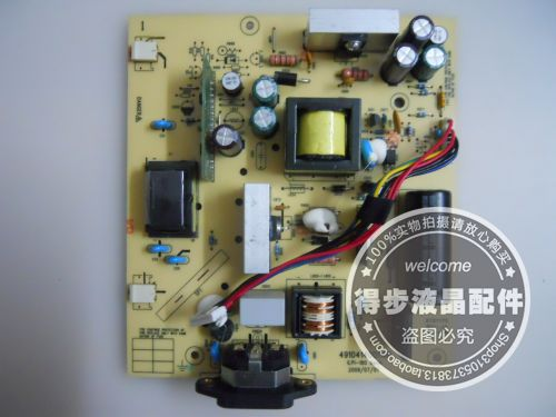 Free Shipping>Original  LE1711 power board ILPI-180 491041400110R Good Condition new test package-Original 100% Tested Working free shipping original l70sp driver board 304100107802 motherboard logic board package test good condition new original 100% tes