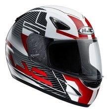 Бесплатная доставка hjc мотоциклетный шлем hjc cs-14 классический four seasons мотоциклетный шлем dot сертификации