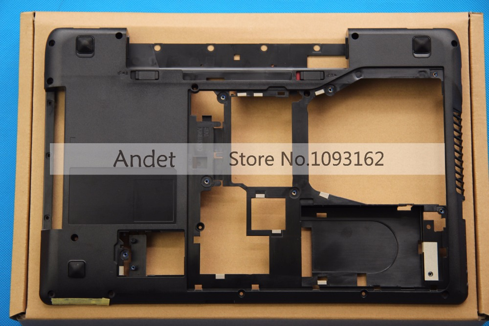 New Original for Lenovo IdeaPad Y570 Y575 Laptop Bottom Base Case Cover AP0HB000800 AP0HB000820 gzeele for lenovo for ideapad y570 y575 bottom base cover case new orig d cover case d shell cover laptop bottom case with hdmi