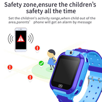 44 GPS Child Smart Watch Phone Position Children Watch 1.44 inch Color Touch Screen SOS Alarm Waterproof Smart Baby Remote Camera (3)