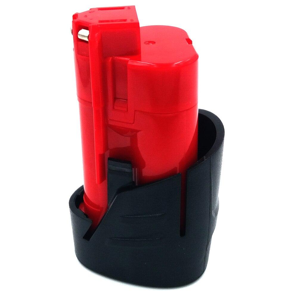 power tool battery,Mil 10.8A 2000mAh Li-ion 48-11-2401 48-11-2402 C12B C12BX M12 2207-20 49-24-0146 C12D C12HZ C12IC 2311-21