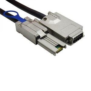 Image 3 - CableDeconn Infiniband SFF 8470 SAS34 To MINI SAS26P SFF 8088 Data Transfer Cable, 1M
