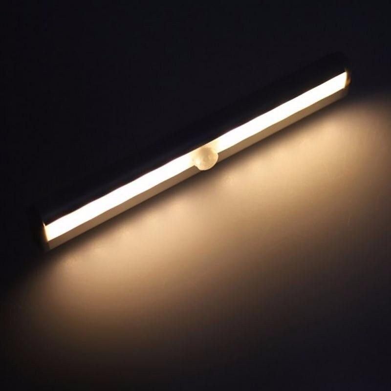 Luzes Led Bar wardrobe luz Induction Angle : 120 Degrees or Less