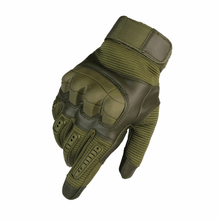 2019 New Outdoor Tactical Gloves Bicycle Motorcycle Riding Climbing Anti-skid Protective Touch Screen