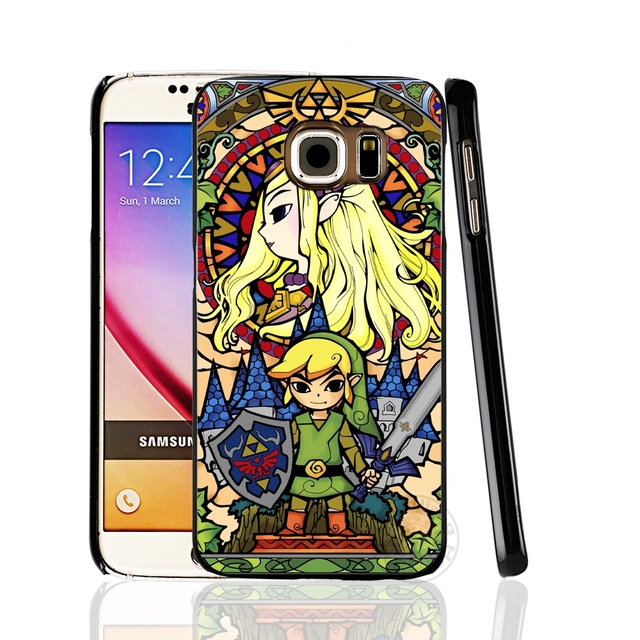 Legend Of Zelda Phone Case For Samsung Galaxy