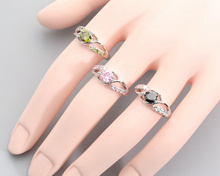 Stone Silver Cool Ring