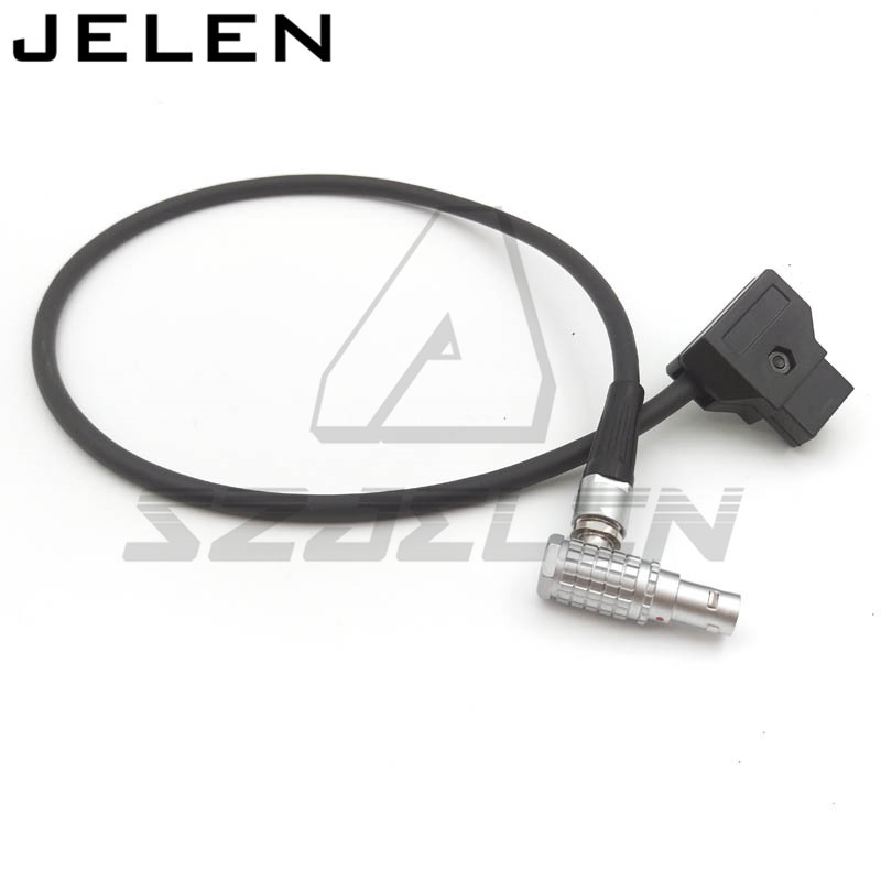 For Teradek Bond,Anton Bauer Power D-TAP to lemo FHG 0B 302 Power Adapter Cable ,length 45CM