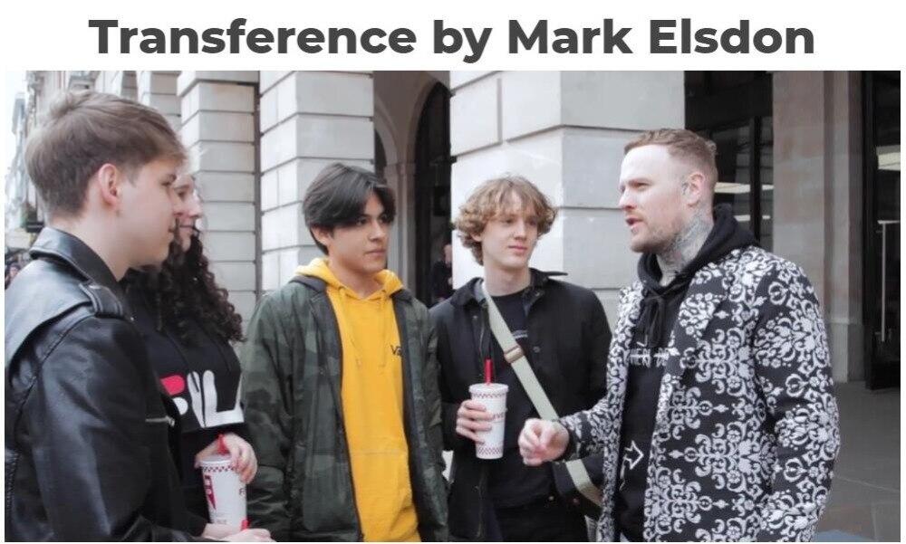 Transference by Mark Elsdon Magic tricksTransference by Mark Elsdon Magic tricks