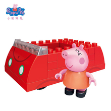 Coche Familiar Rojo Peppa Pig