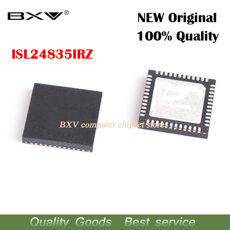 5pcs ISL24835 IRZ ISL24835IRZ QFN LCD Logic Board Chip New Original Laptop Chip Free Shipping